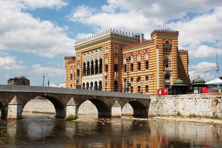 Biblioteca de Sarajevo (2)