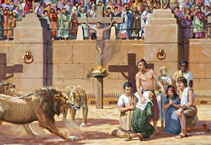 Cristianismo-Imperio-Romano